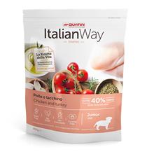 Italian Way Junior Starter Grain free Chicken Tuerkey / Сухой Беззерновой корм Италиан Вей для Щенков Курица Индейка