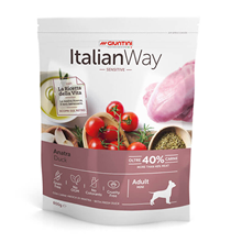 Italian Way Sensitive Adult Mini Grain free Duck / Сухой Беззерновой корм Италиан Вей для взрослых собак Мелких пород с Чувствительным пищеварением Утка