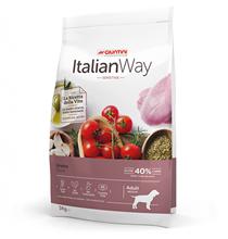Italian Way Sensitive Adult Medium Grain free Duck / Сухой Беззерновой корм Италиан Вей для собак с Чувствительным пищеварением Утка