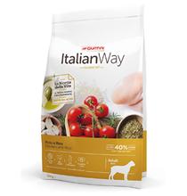 Italian Way Сlassic Fit Adult Maxi Gluten free Chicken / Сухой Безглютеновый корм Италиан Вей для собак Крупных пород Курица рис
