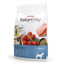 Italian Way Hypoallergenic Adult Maxi Gluten free Salmon Herrings / Сухой Безглютеновый корм Италиан Вей для собак Крупных пород с Чувствительной кожей Гипоаллергенный Лосось Сельдь