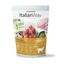Italian Way Classic Fit Adult Gluten free Chicken / Сухой Безглютеновый корм Италиан Вей для взрослых кошек Курица рис