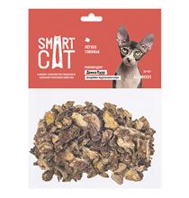 Smart Cat / Лакомство Смарт Кэт для кошек Легкое Говяжье