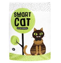 Smart Cat / Наполнитель Смарт Кэт для кошек Древесный пеллета 8мм