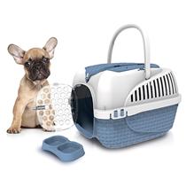 Bama Pet Kennel Tour Maxi / Переноска Бама Пет для животных весом до 12 кг Синяя