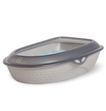Bama Pet Sabbia / Туалет-лоток Бама Пет для кошек 59,5х40,3х18h см