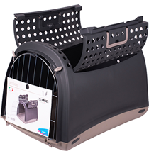 IMAC Linus Cabrio / Переноска Аймак для кошек и собак Антрацит