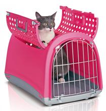 IMAC Linus Cabrio / Переноска Аймак для кошек и собак Нежно-Розовая
