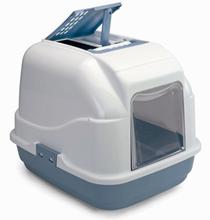 IMAC Easy Cat / Био-туалет Аймак для кошек Нежно-голубой