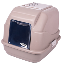 IMAC Easy Cat / Био-туалет Аймак для кошек Серо-бежевый