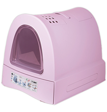 IMAC Zuma / Био-туалет Аймак для кошек Пепельно-розовый