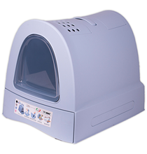 IMAC Zuma / Био-туалет Аймак для кошек Пепельно-голубой