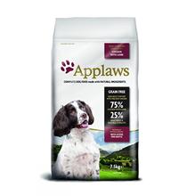 Applaws Small & Medium Breed Grain free Chicken Lamb Vegetables / Сухой Беззерновой корм Эплоус для собак Мелких и Средних пород Курица Ягненок овощи