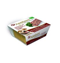 Applaws Pate Chicken & Vegetables / Паштет Эплоус для собак Курица овощи (цена за упаковку)