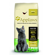Applaws Kitten No Grain Chicken & Vegetables / Сухой Беззерновой корм Эплоус для Котят Курица овощи