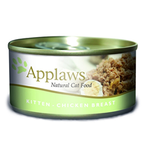 Applaws Kitten Chicken / Консервы Эплоус для Котят Курица (цена за упаковку)