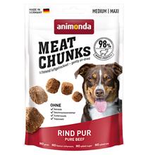 Animonda Meat Chunks Medium Maxi Pure Beef / Лакомство Анимонда для взрослых собак Средних и Крупных пород с Говядиной