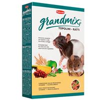Padovan Grandmix Topolini - Ratti / Корм Падован для взрослых мышей и крыс Комплексный Основной