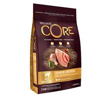 Wellness Core Senior All Breeds Grain free Turkey Chicken / Сухой Беззерновой корм Велнес Кор для Пожилых собак всех пород Индейка с Курицей