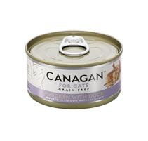 Canagan GF Chicken with Duck / Полнорационные Беззерновые консервы Канаган для кошек Цыпленок с Уткой (цена за упаковку)
