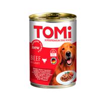 TOMi Beef / Консервы Томи для собак с Говядиной (цена за упаковку)