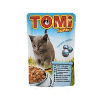 TOMi Junior Poultry / Паучи Томи для Котят с Птицей (цена за упаковку)