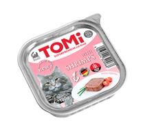 TOMi Shrimps / Паштет Томи для кошек с Креветками (цена за упаковку)