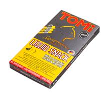 TOMi Liquid Snack Poultry Liver & Biotin / Лакомство Томи для кошек Домашняя птица Биотин