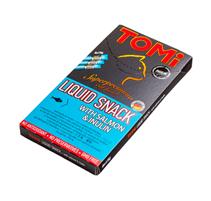 TOMi Liquid Snack Salmon & Inulin / Лакомство Томи для кошек Лосось Инулин