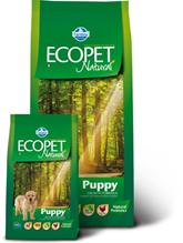 Farmina Ecopet Natural Puppy Medium Breed / Сухой корм Фармина Экопет для Щенков Средних пород с Курицей