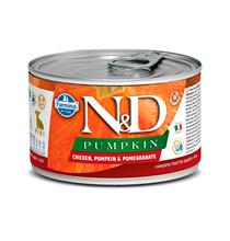 N&D Puppy Chicken Pumpkin & Pomegranate / Консервы Фармина для Щенков Курица с Тыквой и Гранатом (цена за упаковку)