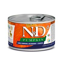 N&D Puppy Lamb Pumpkin & Blueberry / Консервы Фармина для Щенков Ягненок с Тыквой и Черникой (цена за упаковку)