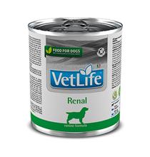 Vet Life Natural Diet Renal / Диета Фармина для собак Паштет при заболеваниях Мочевыводящих путей (цена за упаковку)