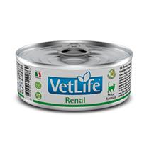 Vet Life Natural Diet Renal / Диета Фармина для кошек Паштет при заболеваниях Мочевыводящих путей (цена за упаковку)