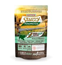 Stuzzy Kitten Monoprotein Grain & Gluten free Pollo Fresco / Паучи Штуззи Монопротеиновые для Котят Курица (цена за упаковку)