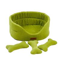 Katsu Yohanka Sun / Лежак Катсу для животных Зеленый