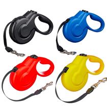 Fida Styleash / Стильная рулетка Фида для собак Крупных пород весом до 50 кг с Выдвижной Лентой 5 м