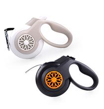 Fida Smart walk / Рулетка Фида для собак весом до 15 кг с системой Автоматического торможения с Выдвижной Лентой 5 м