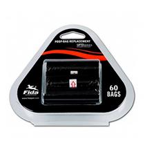 Fida / Запасные мешочки Фида под отходы для собак для рулеток