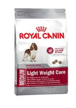 Royal Canin Medium Light Weight Care / Сухой корм Роял Канин Медиум Лайт Вейт Кэа для собак Средних пород Низкокалорийный