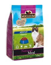 Meglium Adult Beef / Сухой корм Меглиум для Привередливых кошек Говядина