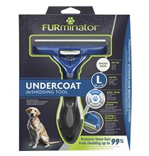 FURminator L Large Dog Short Hair / Фурминатор для собак Крупных пород с Короткой шерстью