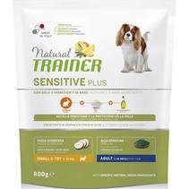 Trainer Natural Sensitive Plus No Grain Mini Adult / Сухой  Беззерновой корм Трейнер для собак Мелких пород Кролик