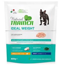 Trainer Natural Small & Toy Ideal Weight / Сухой корм Трейнер для собак Мелких и Миниатюрных пород с Избыточным весом