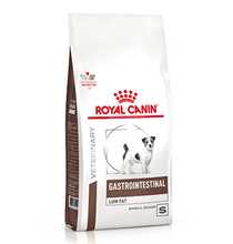 Royal Canin Gastrointerstinal Low Fat Small Dog / Ветеринарный сухой корм Роял Канин Гастроинтестинал Лоу Фэт Смол Дог для собак Мелких пород при нарушении Пищеварения Низкокалорийный
