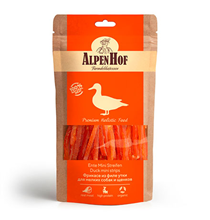 AlpenHof Duck Mini Strips / Лакомство Альпенхоф для Щенков и Мелких собак Фрикасе из филе Утки