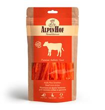AlpenHof Beef Mini Strips / Лакомство Альпенхоф для Щенков и Мелких собак Фрикасе из филе Теленка