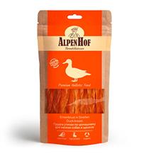 AlpenHof Duck breast / Лакомство Альпенхоф для Щенков и Мелких собак Грудка Куриная по-домашнему