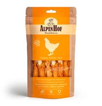 AlpenHof Chicken chewing mini sticks / Лакомство Альпенхоф для Щенков и Мелких собак Жевательные косточки с Курицей