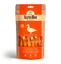 AlpenHof Duck chewing mini sticks / Лакомство Альпенхоф для Щенков и Мелких собак Жевательные косточки с Уткой